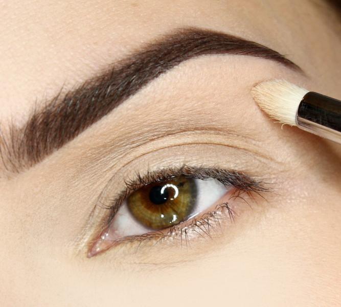 makijaż kocie oczy